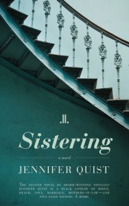 Book cover of Jennifer Quist's book Sistering