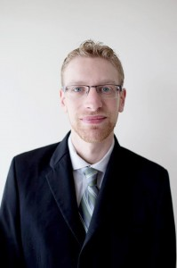 Photo of Brendon Greene, Green party candidate