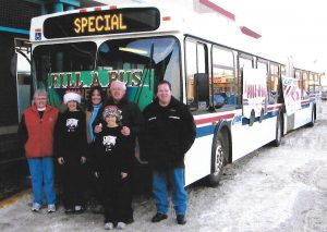 Fill-A-Bus Campaign Helpers