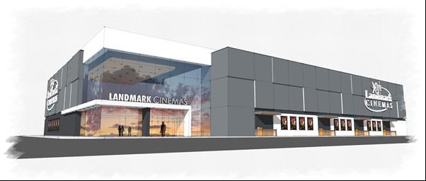 Landmark Cinemas 8 St Albert T8n