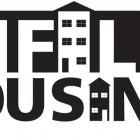 Infill housing illustration