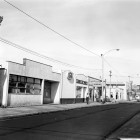 Photo of Perron Street in past