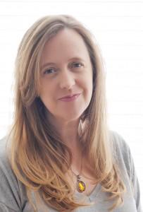 Headshot of Jennifer Quist, Author